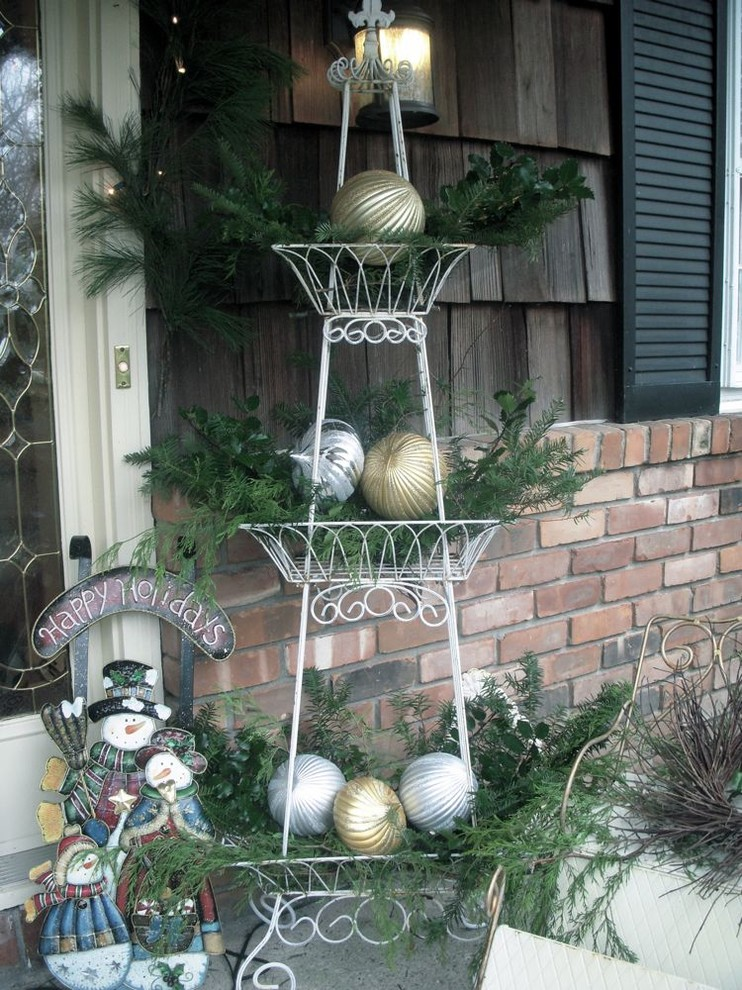 95 amazing outdoor christmas decorations digsdigs - Christmas decorating exterior house ...