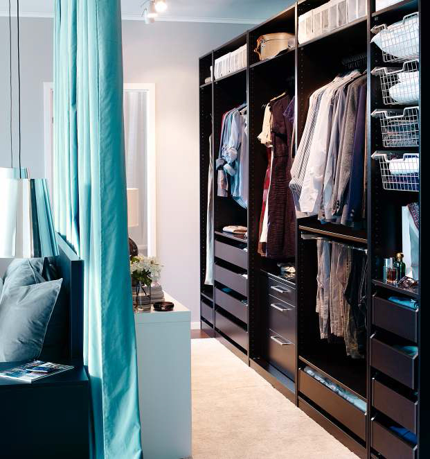 ikea storage organization ideas 2013 digsdigs. Black Bedroom Furniture Sets. Home Design Ideas