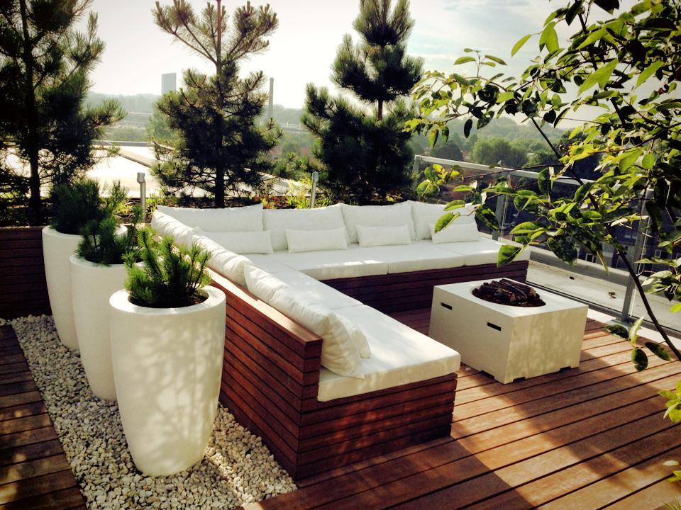 75 Inspiring Rooftop Terrace Design Ideas