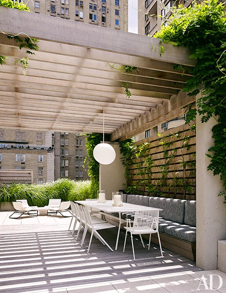 inspiring rooftop terrace design ideas