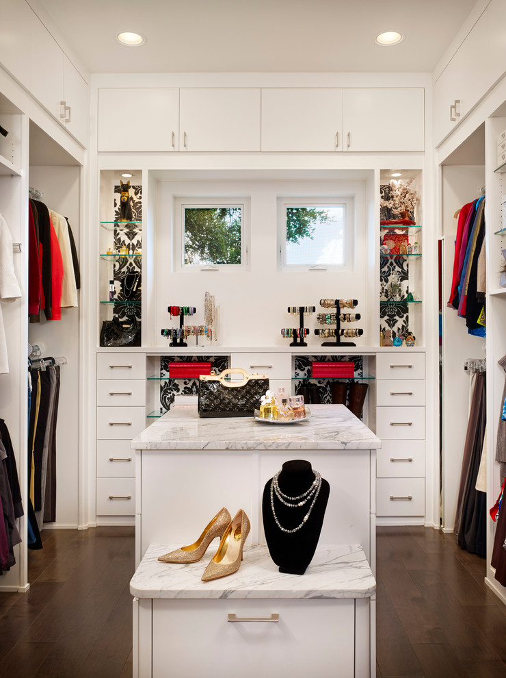 100 stylish and exciting walk in closet design ideas for How to design a master bedroom closet