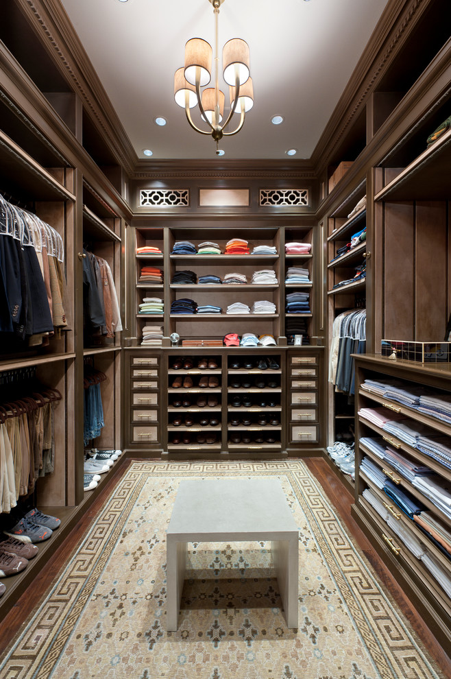 Good Walk In Closet Design Ideas Part - 4: Stylish And Exciting Walk In Closet Design Ideas