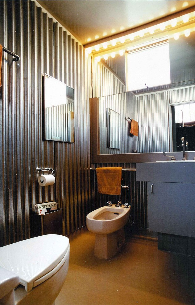 97 Stylish Truly Masculine Bathroom Décor Ideas
