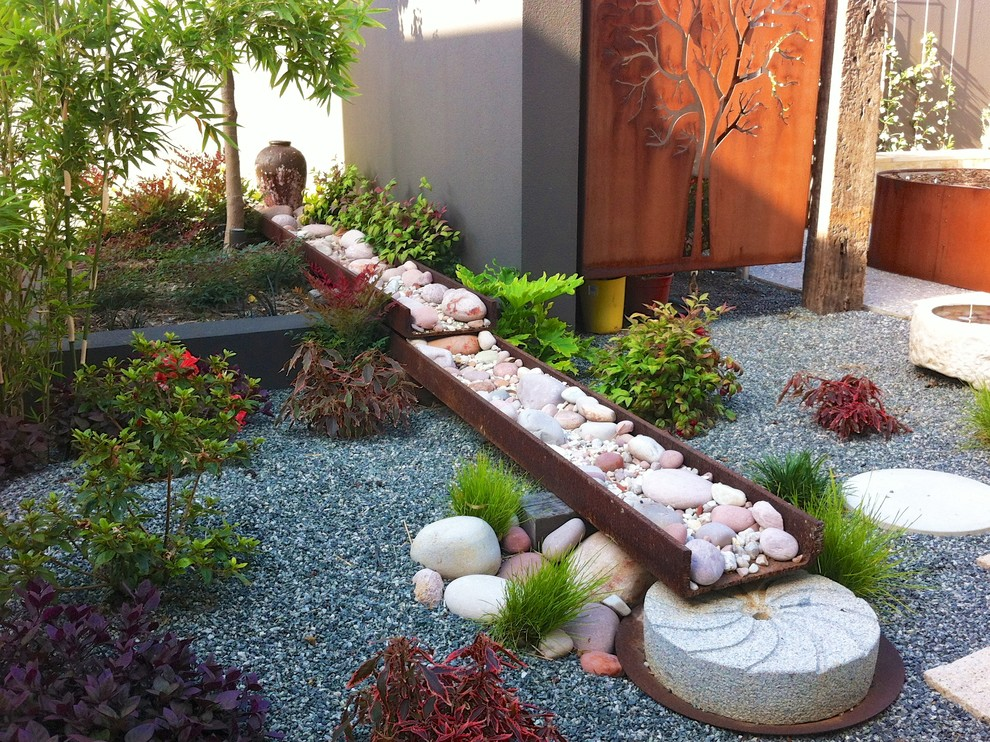 65 philosophic zen garden designs digsdigs for Decoration jardin avec fontaine