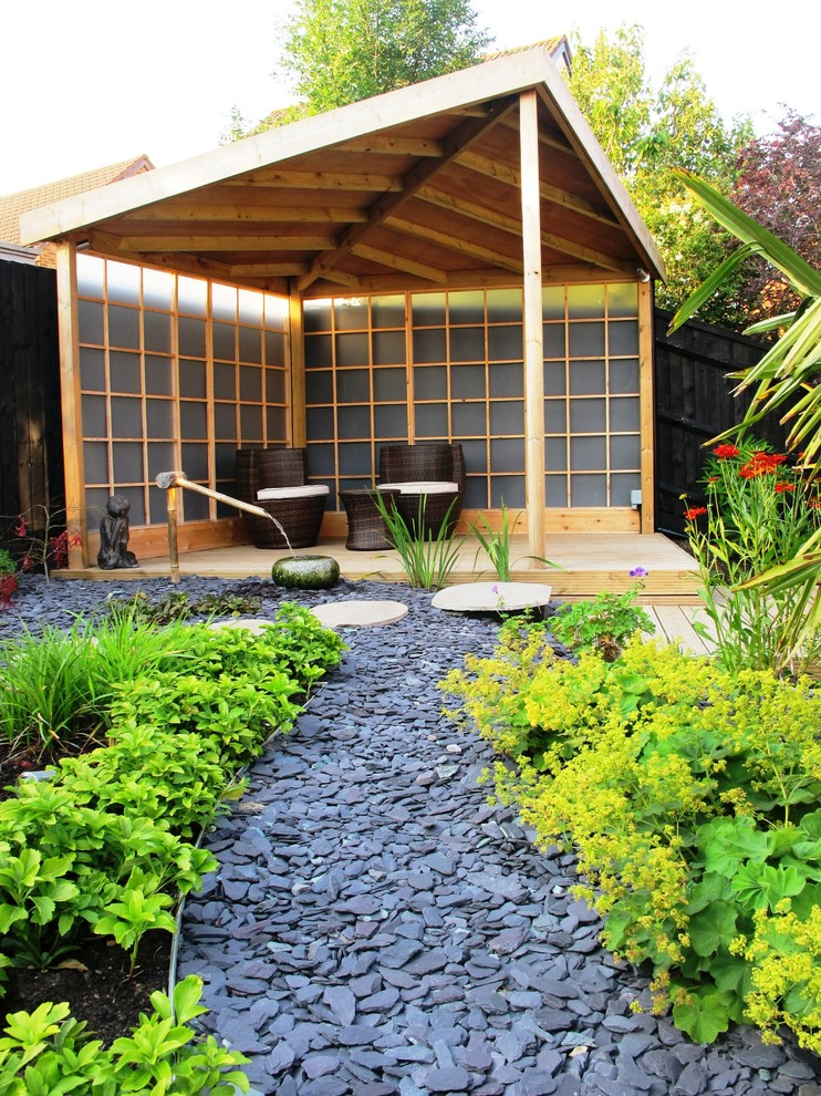 65 philosophic zen garden designs digsdigs - Gardening for small spaces minimalist ...