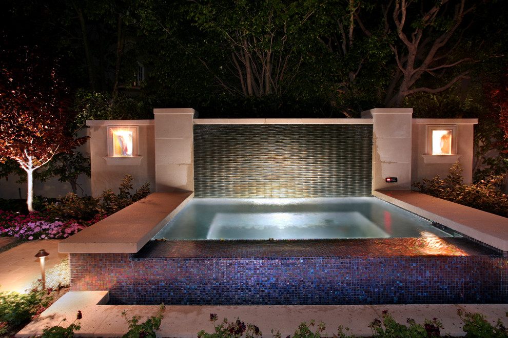 Amazing Outdoor Water Walls Your Backyard