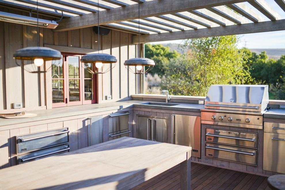 Don T Forget That You Need Almost As Much Storage E In Your Outdoor Kitchen