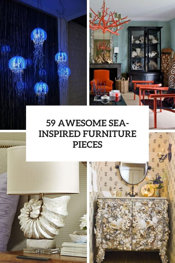59 Awesome Sea-Inspired Furniture Pieces