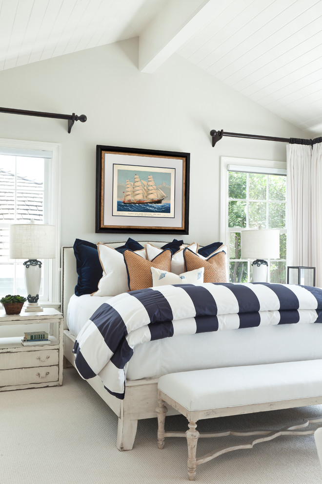 Marvelous 49 Beautiful Beach And Sea Themed Bedroom Designs Digsdigs Largest Home Design Picture Inspirations Pitcheantrous