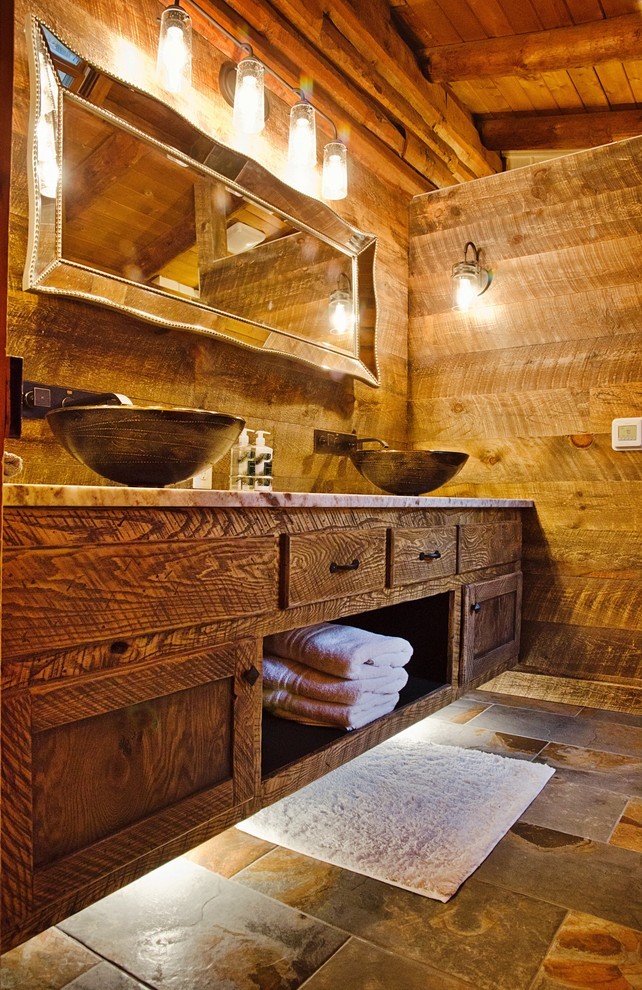 66 cool rustic bathroom designs - digsdigs