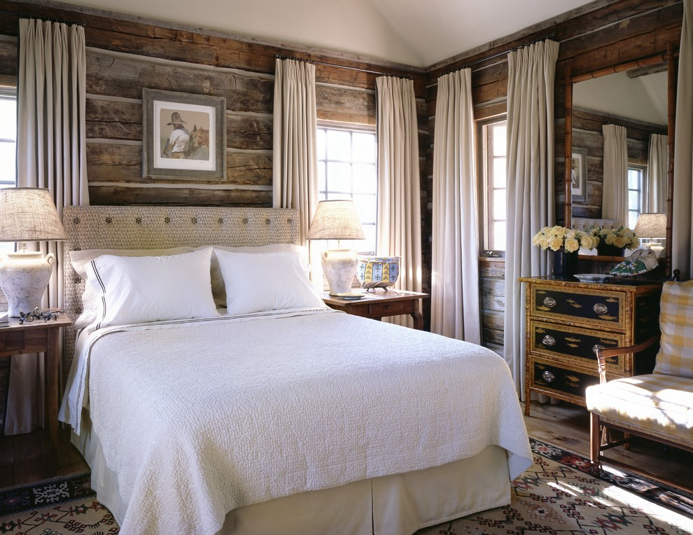 Amazing cozy rustic bedroom design ideas