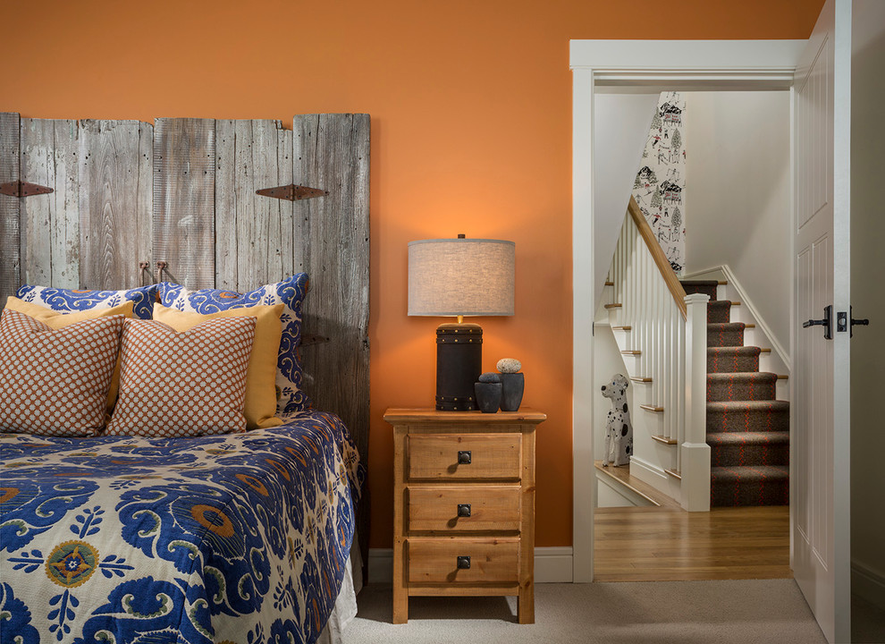 Even a single thing like a headboard could change an overall impression of your bedroom.