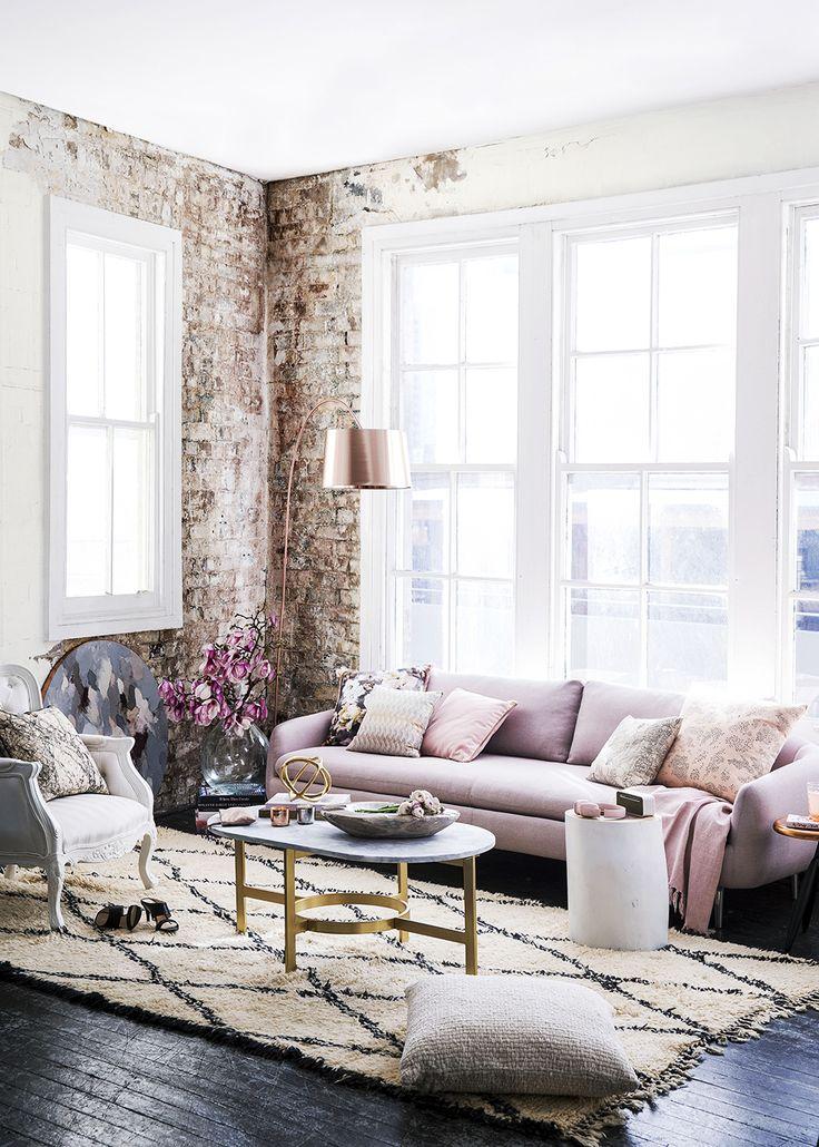 inspiring bohemian living room designs
