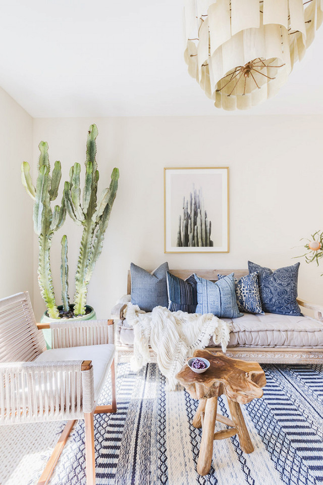 Inspiring Bohemian Living Room Designs. Boho Elements Is A Great Way To  Jazz Up Neutral Interiors.
