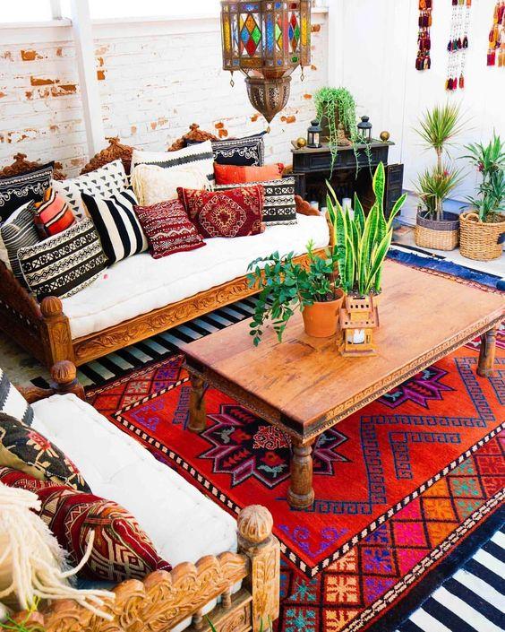 67 Relaxing Moroccan Living Rooms - DigsDigs