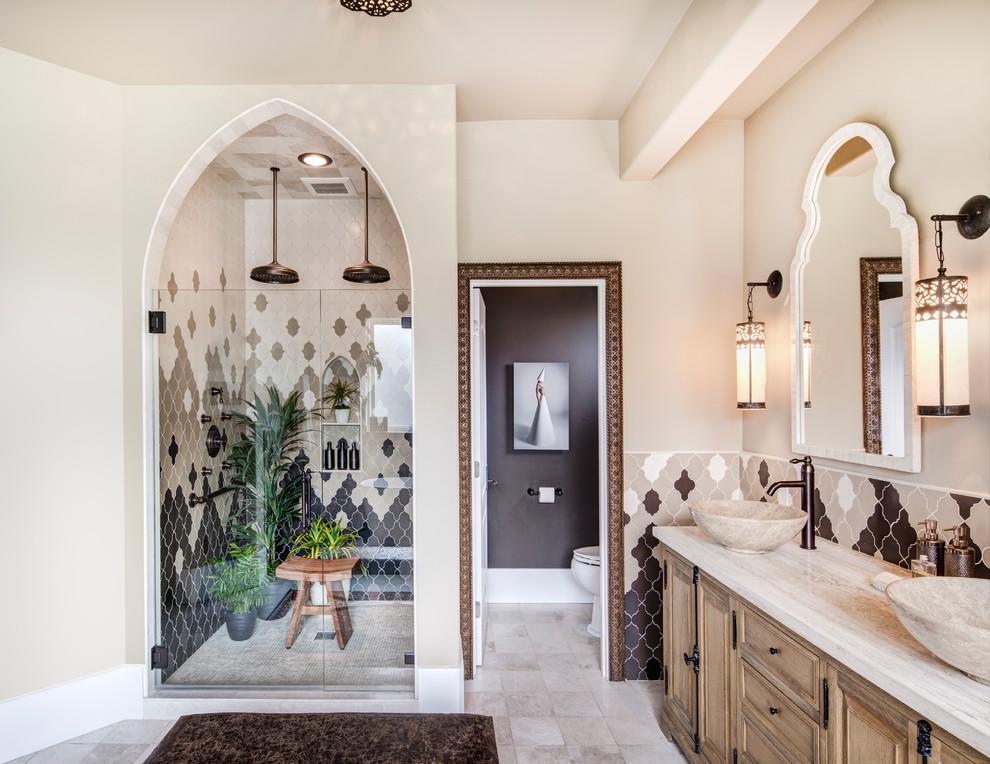 61 Inspiring Moroccan Bathroom Design Ideas
