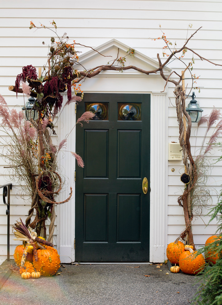 title | Fall Front Door Decor