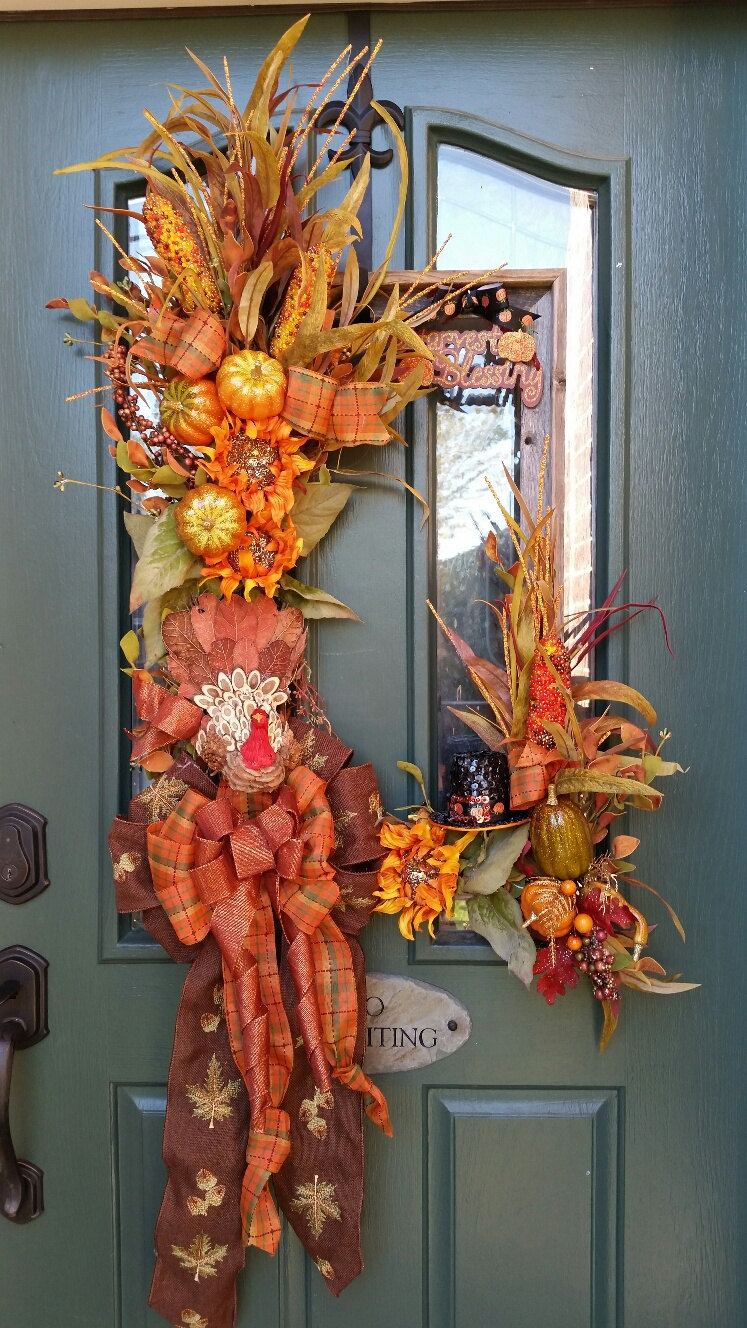 67 cute and inviting fall front door d u00e9cor ideas
