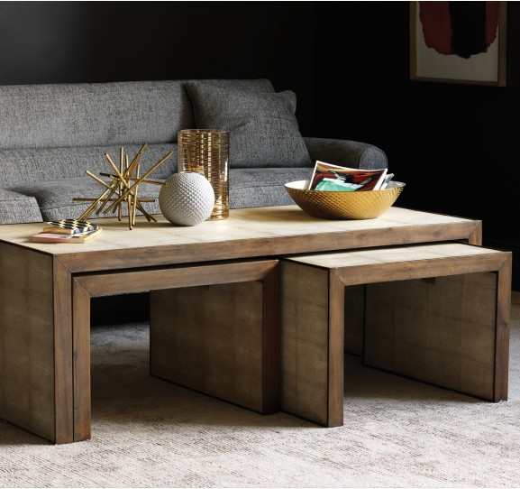 For Extra Tabletop Surface Without Losing Lots Of Floor Space Choose  Nesting Tables. Sometimes, Part 73