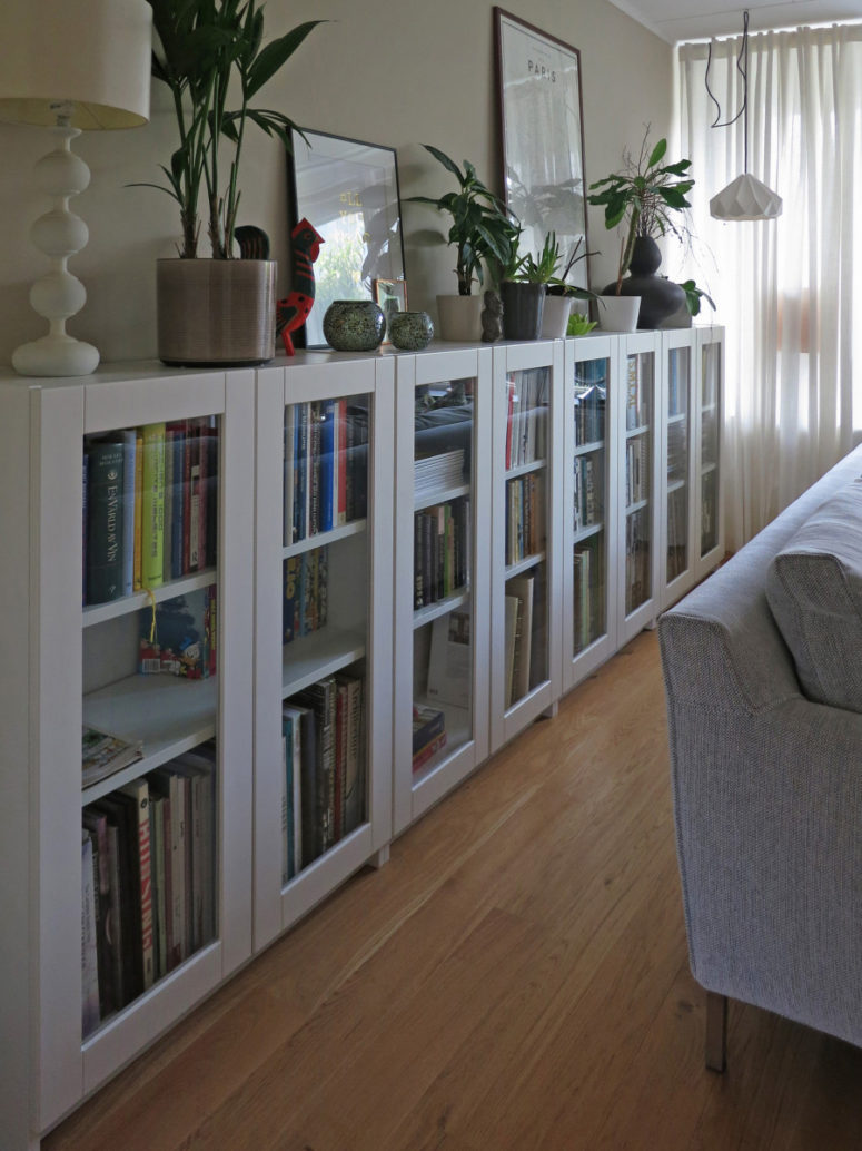living room shelving ideas 60 simple but smart living room storage ideas digsdigs 12276