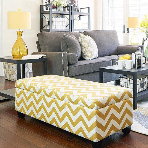 simple but smart living room storage ideas