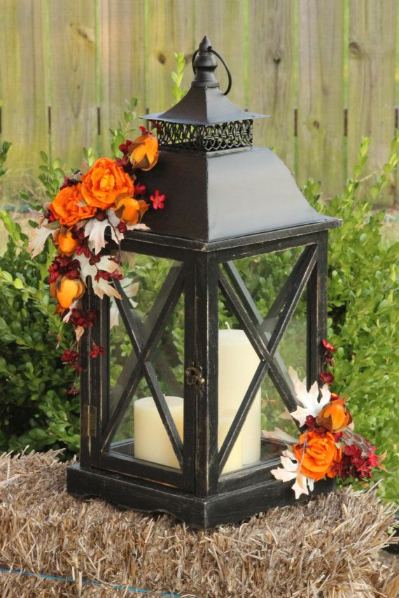 59 Fall Lanterns For Outdoor And Indoor Decor Digsdigs