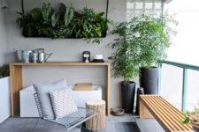 45 cool small balcony design ideas