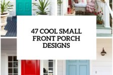 cool front porches