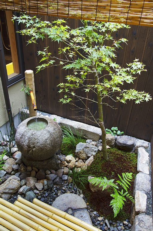 45 Calm Japanese-Inspired Courtyard Ideas - DigsDigs on Small Backyard Japanese Garden Ideas id=15852