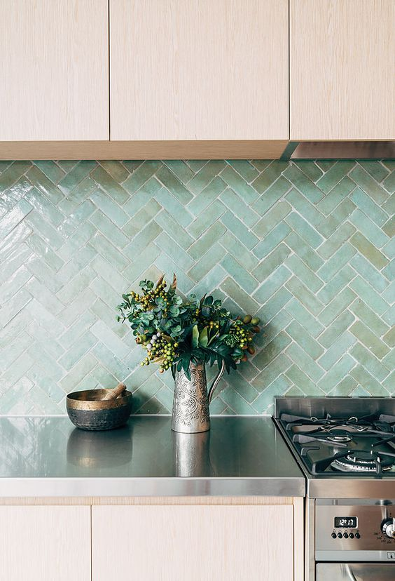 metal countertops aren't a frequent idea but they are extremely durable and pretty easy to install