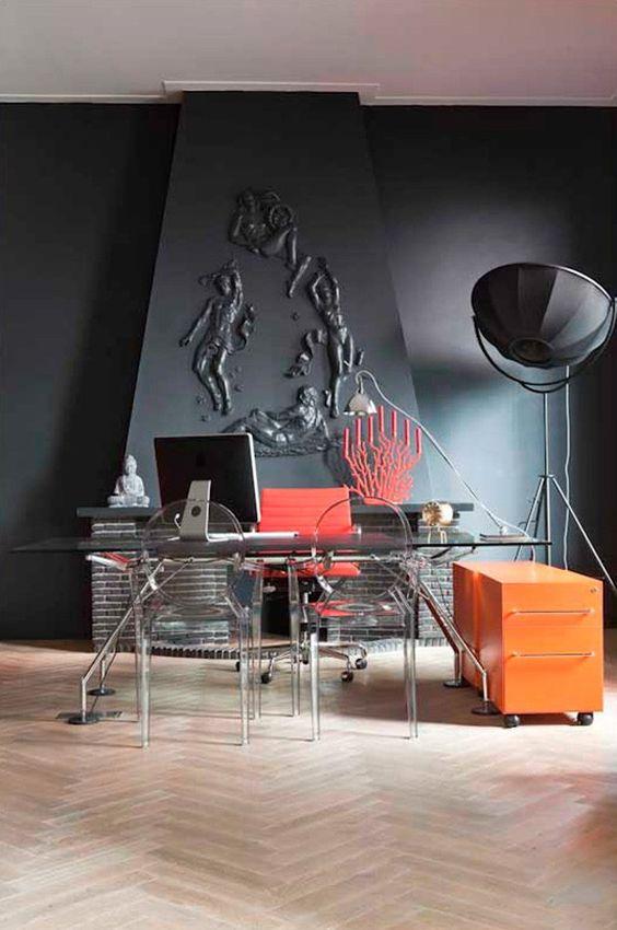 Boho Side Table Lamp