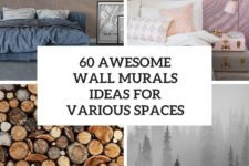 60 awesome wall murals ideas for various spaces cover