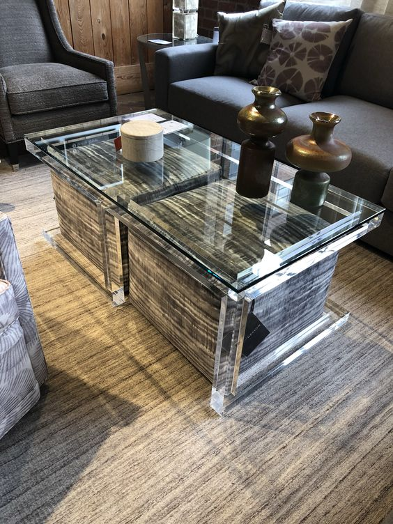 Storage Space Under The Coffee Table 36 Ideas Digsdigs