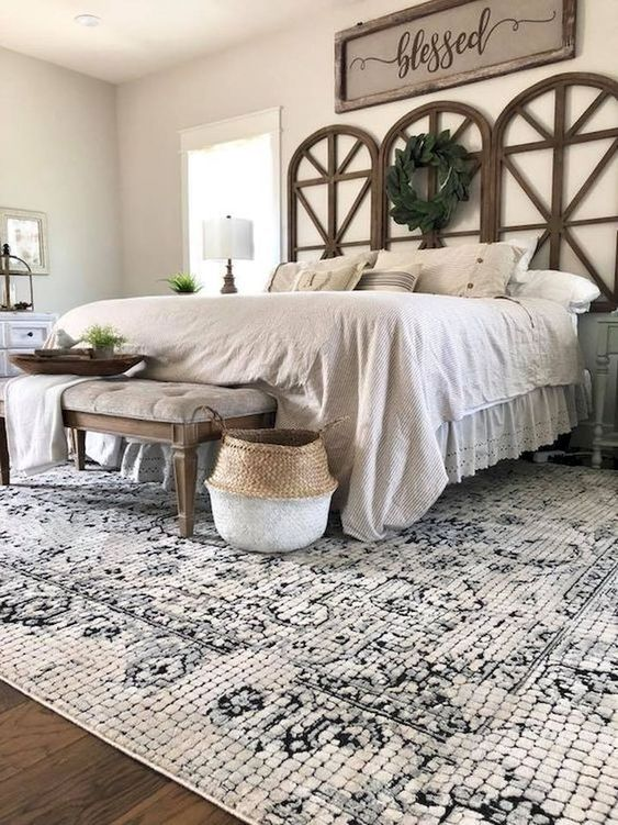 77 Farmhouse Bedroom Design Ideas That Inspire - DigsDigs