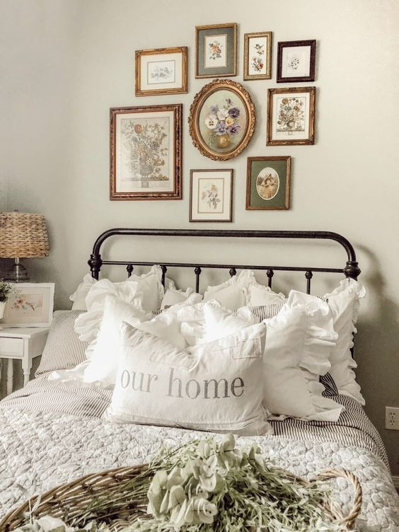 45 Sweet Vintage Bedroom Decor Ideas To Get Inspired Digsdigs