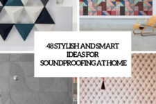 48 stylish and smart ideas for soundproofing at home cover
