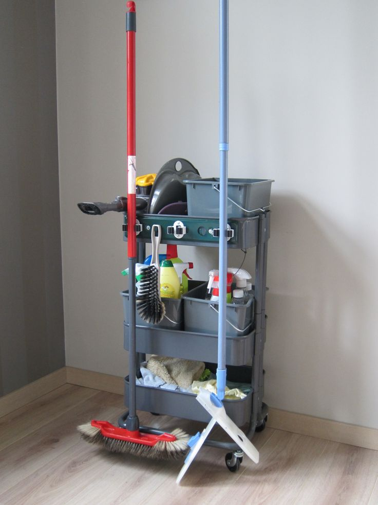 60 smart ways to use ikea raskog cart for home storage for Perfect kitchen cleaner