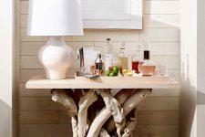 an original home bar design