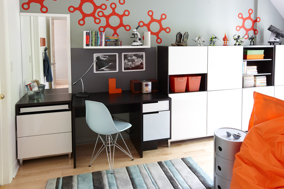 You Can Create Quite Interesting Storage Walls By Mixing Cabinets With  Doors And Without Them.