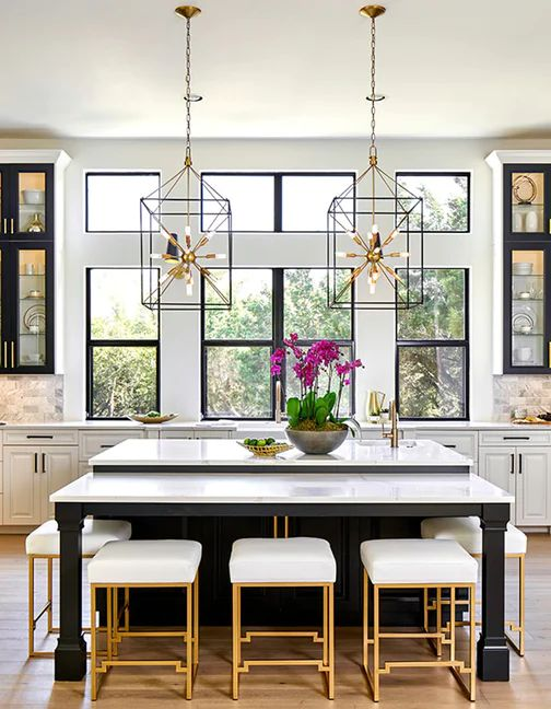46 Beautiful Glam Kitchen Design Ideas To Try Digsdigs