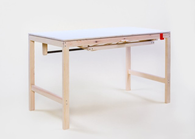 Adjus.table can match a modern home office or just office