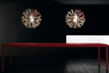 03 Coral is a range of lights that remind of a branch of coral with its shape and color