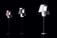 05 Crinolina lamps evoke the shape of old-fashioned skirts with their asymmetrical looks