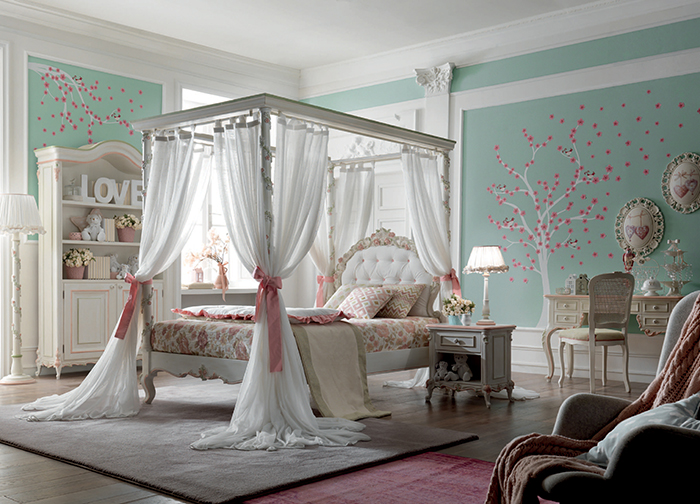 Exclusive Furniture For Girls And Boys Rooms
