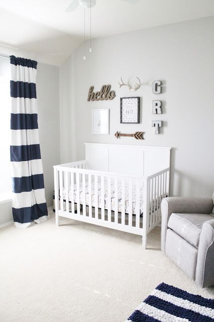 Luxury Baby Boy Rooms: 37 Ideas To Decorate And Organize A Nursery