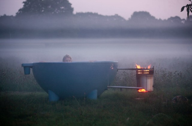 Even if you are renting a home, you can buy this tub and then take it with you anywhere else