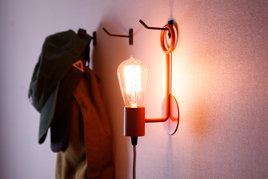 Wall Sconces That Look Like Candles : Minimalist Lamps That Reminds Of The Candle World - DigsDigs