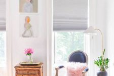09 Fun and glam elements make the apartment light-hearted