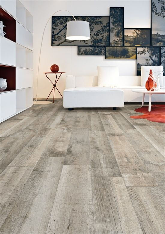 32 grey floor design ideas that fit any room digsdigs for Wood flooring ideas for living room