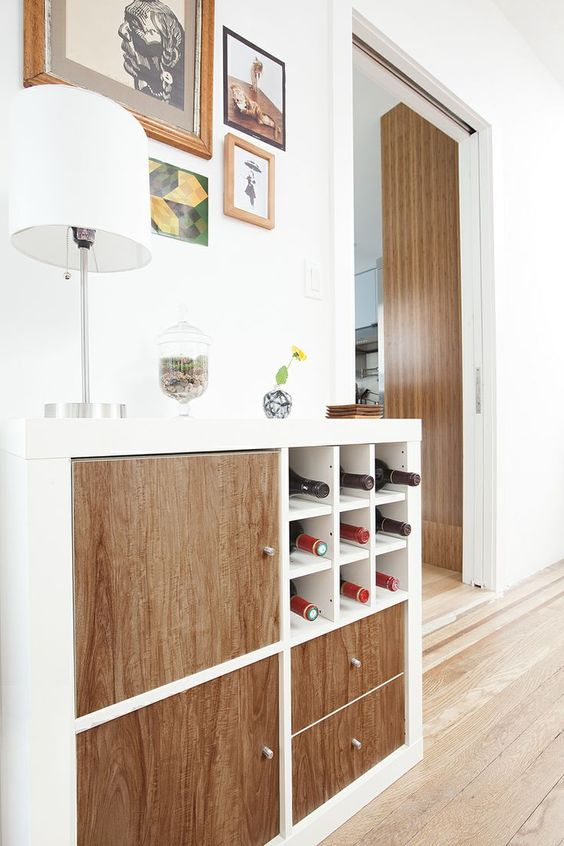 40 ikea kallax shelf d cor ideas and hacks you ll like digsdigs - Kallax wohnzimmer ...